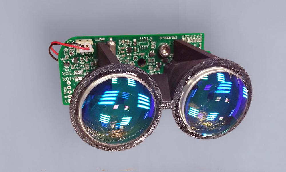 Polycaptil FCE - Électronique, optoélectronique, mécatronique - capteurs temps de vol - Fabrication opto-électronique et capteurs