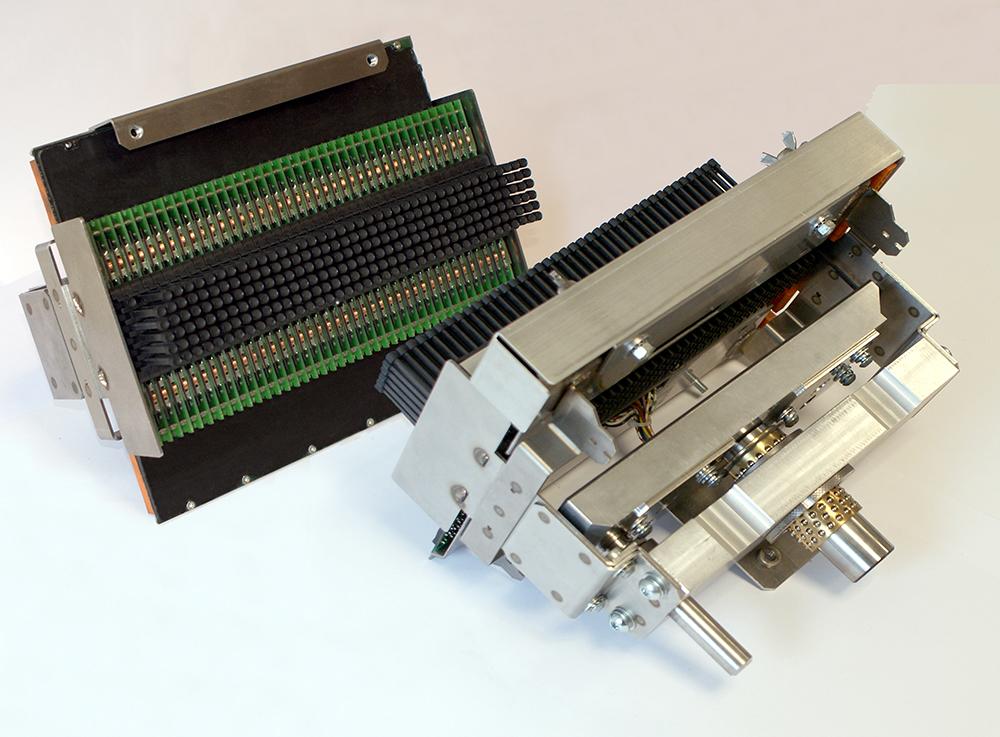 Polycaptil FCE - Électronique, optoélectronique, mécatronique - produits propres de polycaptil fce - modules jacquard leavers