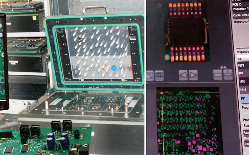 Polycaptil FCE - Électronique — Optoélectronique — Mécatronique - programmation et test