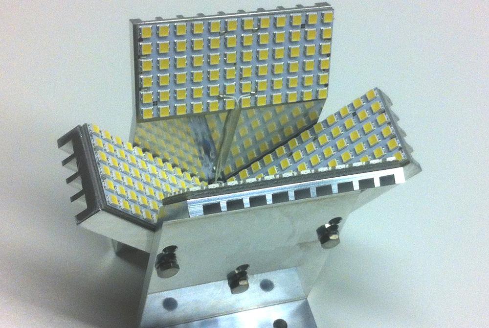 Polycaptil FCE - Électronique, optoélectronique, mécatronique - Produits techniques à base de Leds et de fibres optiques éclairage technique à leds