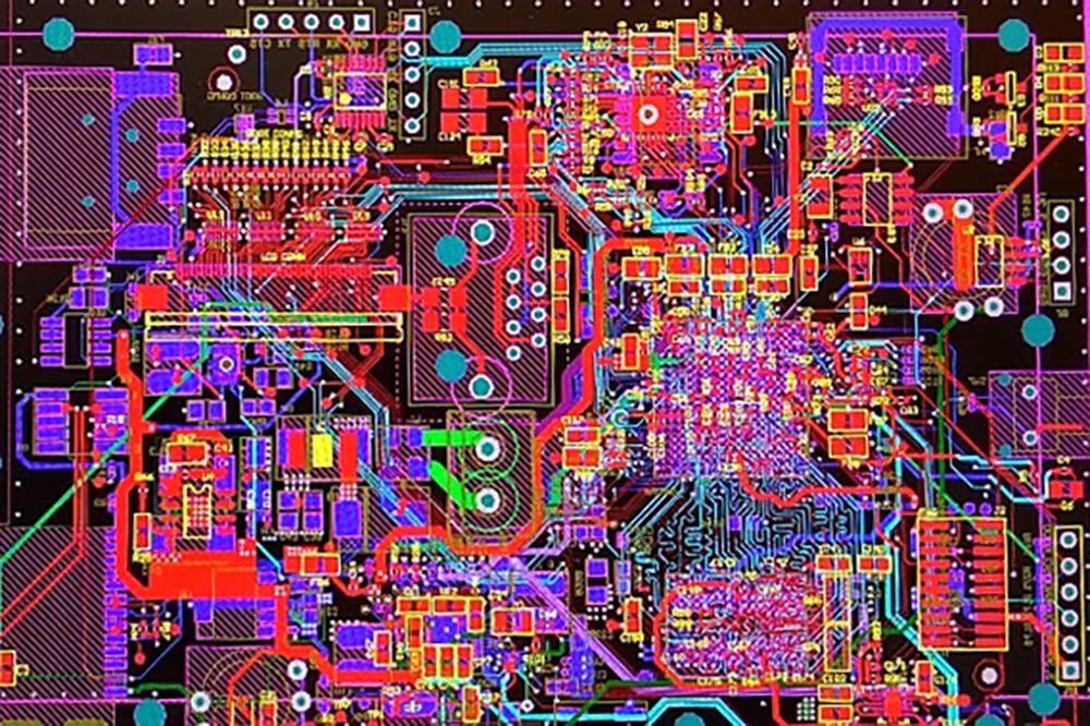 Polycaptil FCE - Électronique, optoélectronique, mécatronique - études électroniques hardware - bureau d'études