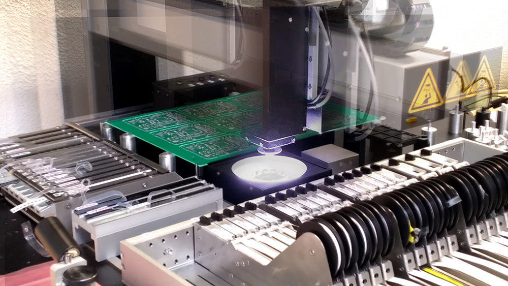 Polycaptil FCE - Électronique, optoélectronique, mécatronique - prototypage électronique - bureau d'études
